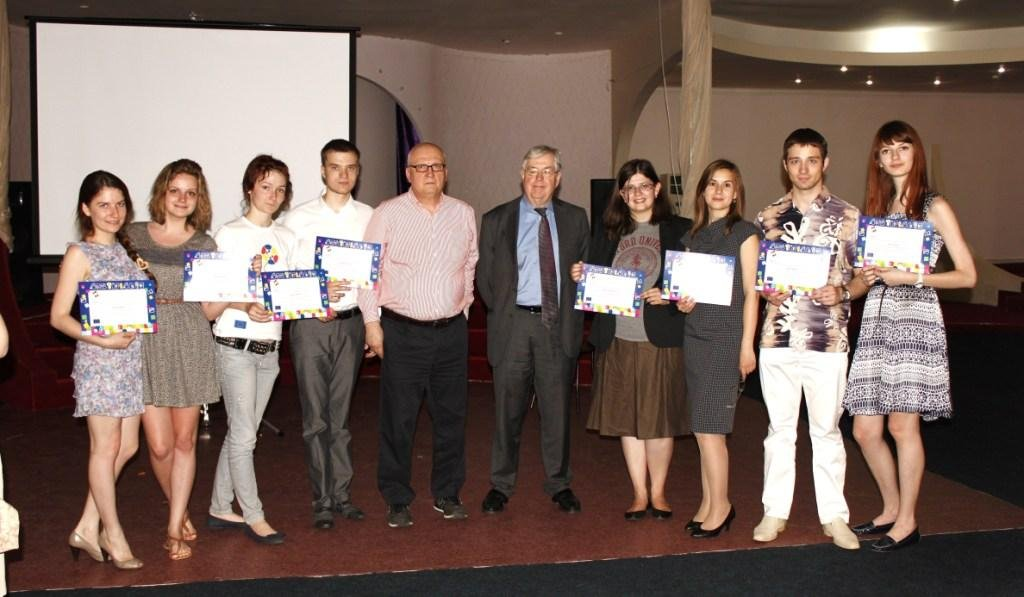 Студенты ФИСМО приняли успешное участие на Еврошколе 2012