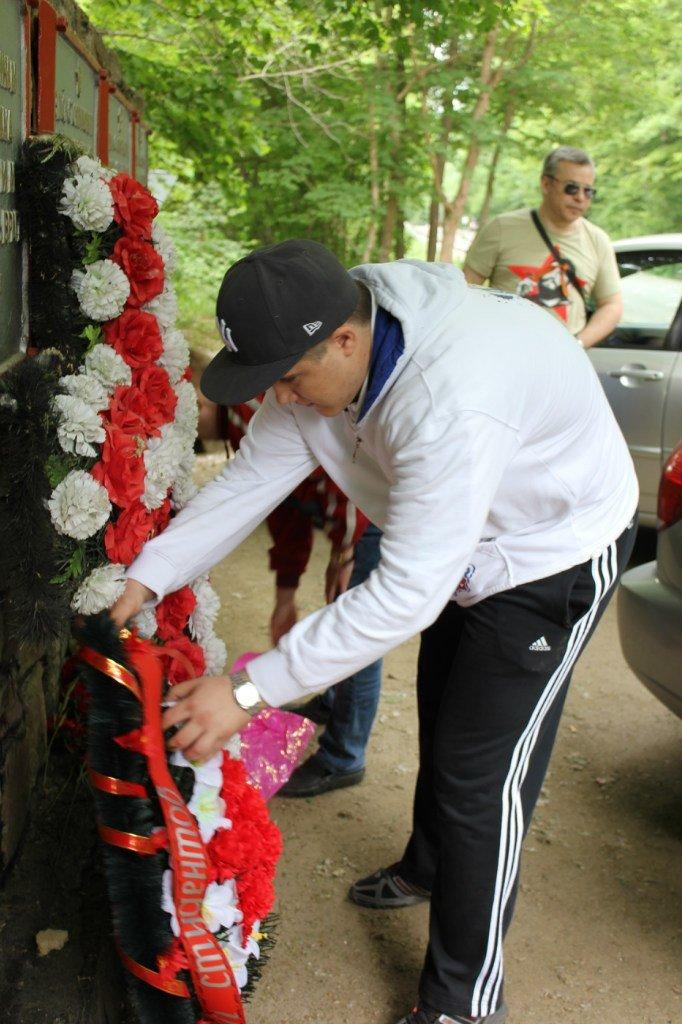 Студенты и преподаватели ФИСМО отметили Шестьдесят седьмую годовщину Великой Победы
