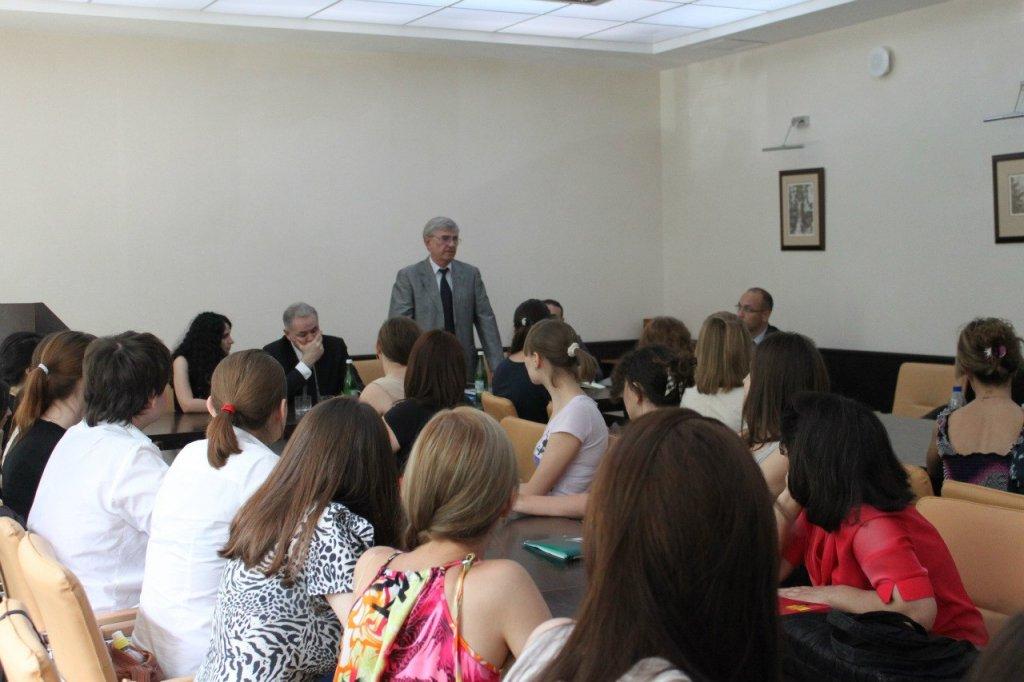 Визит чрезвычайного и полномочного посла Турецкой Республики в КубГУ