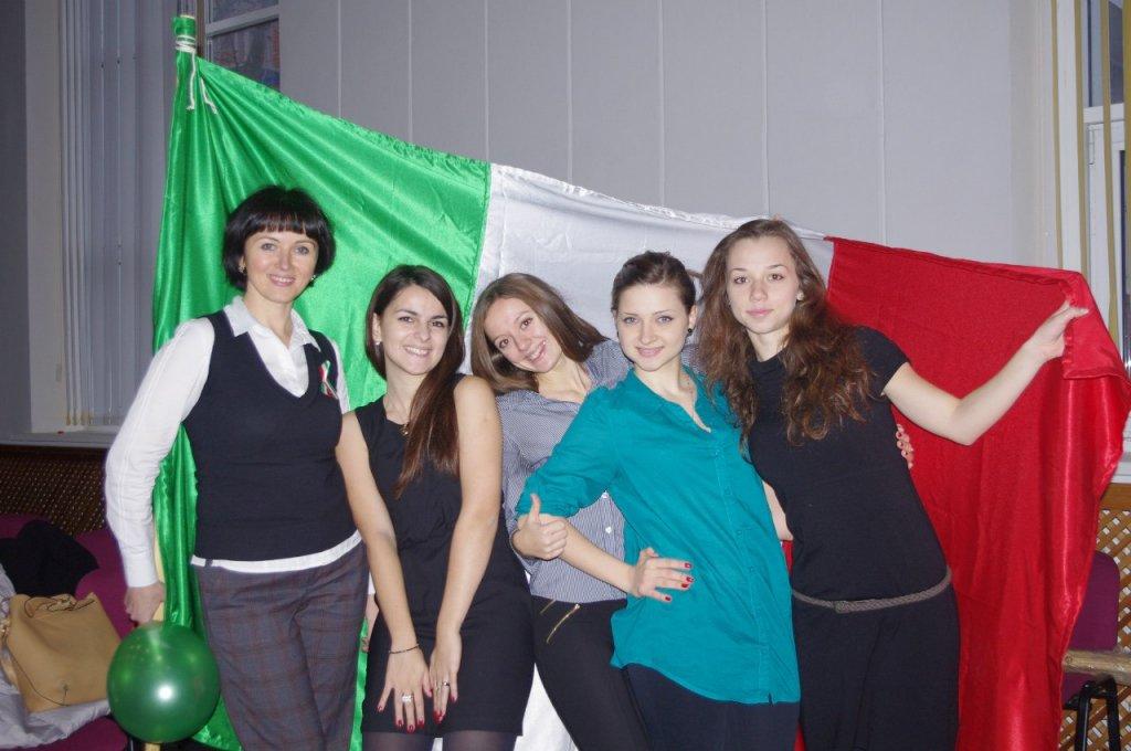Вторая испано-итальянская гостиная