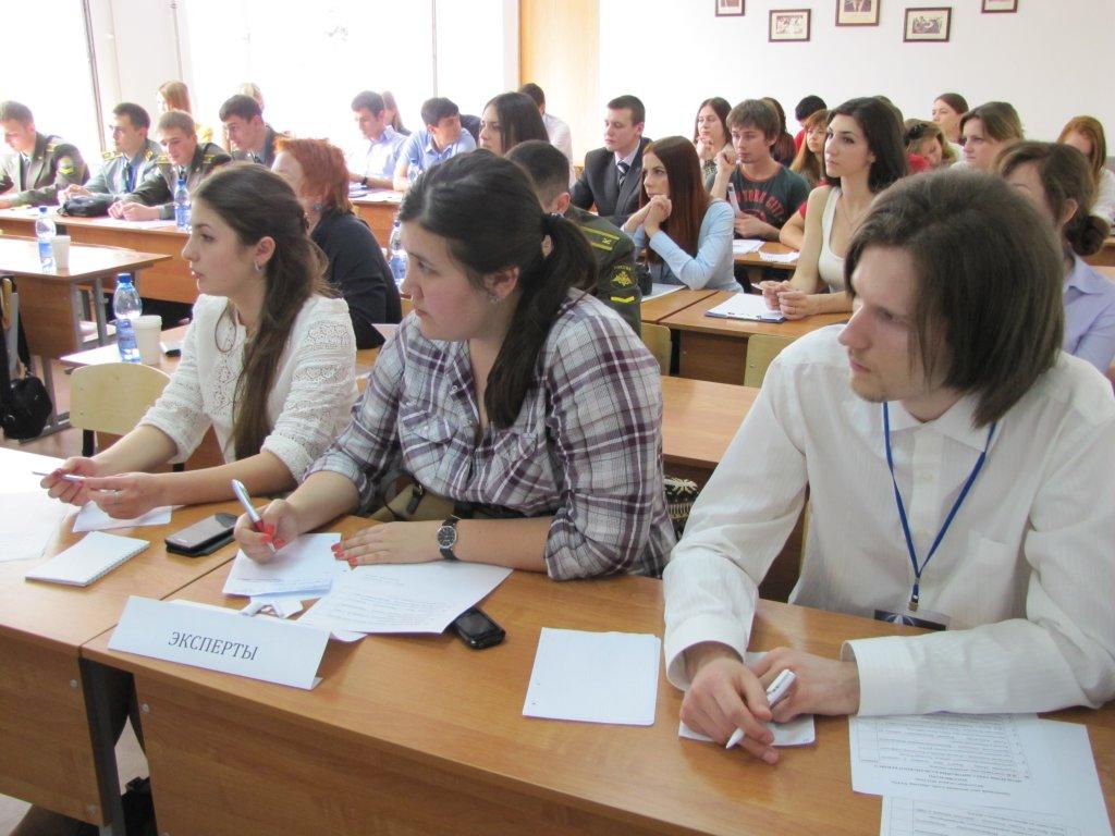 Третье заседание студенческого клуба «Знатоки НАТО»