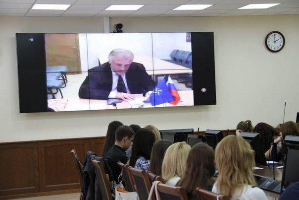 «Знатоки НАТО» в КубГУ. Осенняя сессия