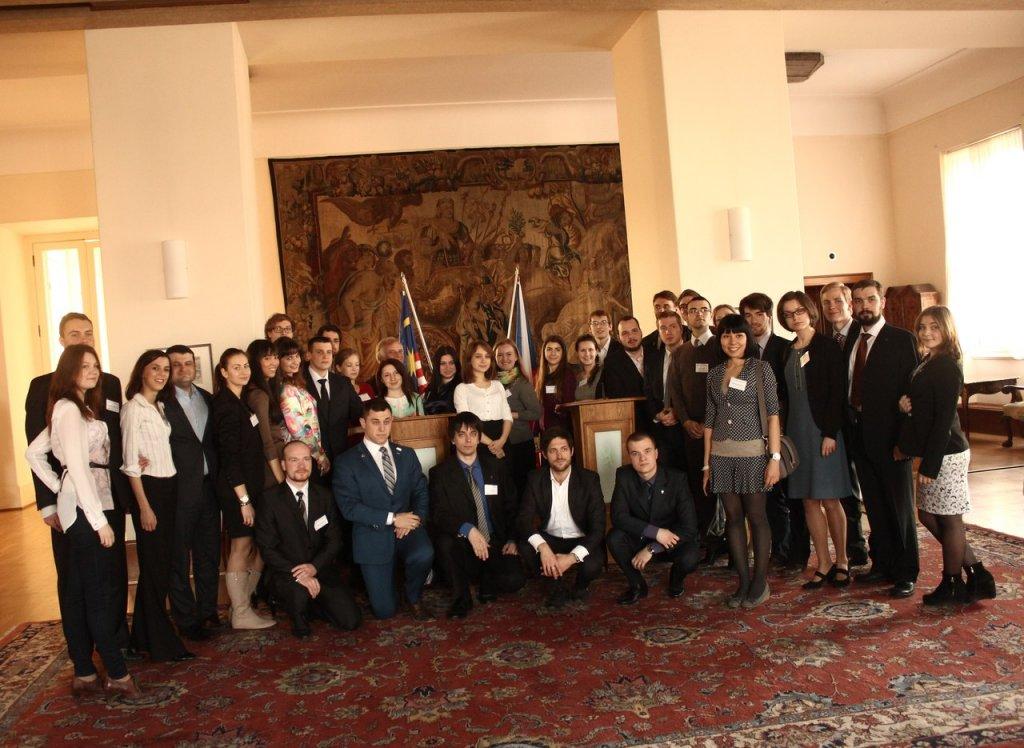 студенты ФИСМО на Зимней академии НАТО